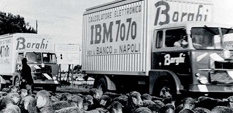 IBM: storia di un secolo di tecnologia e conoscenza