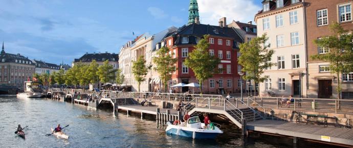 COPENAGHEN: La più verde d'Europa