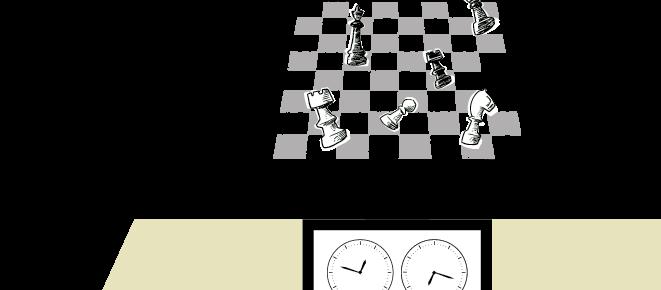 Una mossa a scacchi è la scelta di un solo secondo