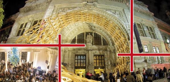LONDON DESIGN FESTIVAL: Il design alla conquista dei quartieri di Londra