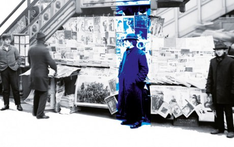 Federico Ferrazza<br/>Facebook: l'edicola dove comprare il giornale